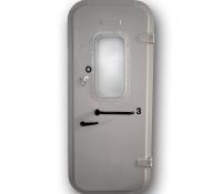 ПШИУ.364121.005.02-04 Дверь II-R-Ст-1600х600х4-И-Р-AB-6,0-2,0 ГОСТ 25088-98