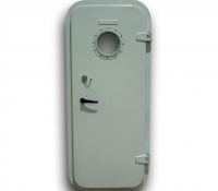 ПШИУ.364124.004-04 Дверь проницаемая 0-R-Ст-1400×600-И ГОСТ 25088-98